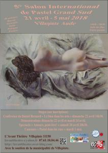 Salon Pastel Grand Sud--- 04/2018 ---